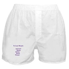 lose weight Boxer Shorts