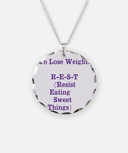 lose weight Necklace