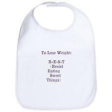 lose weight Bib