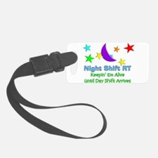 Night Shift RT 3.PNG Luggage Tag