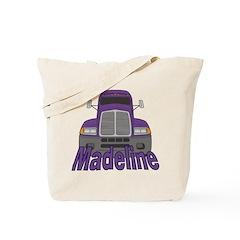 Trucker Madeline Tote Bag