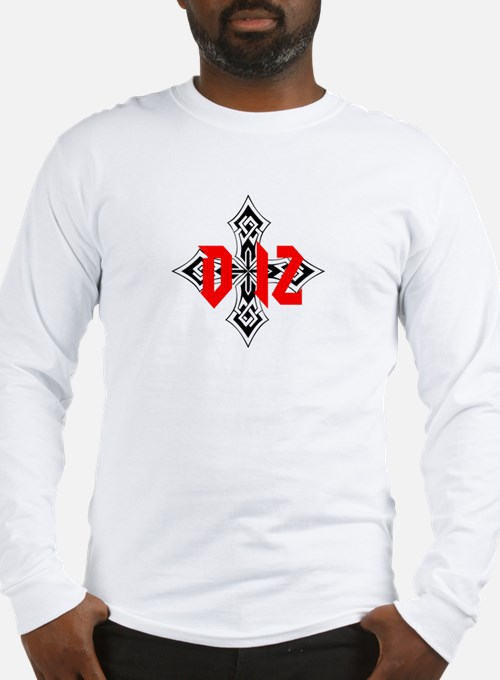 D12 Logo Long Sleeve T-Shirt