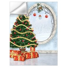 Christmastime Wall Art Wall Decal