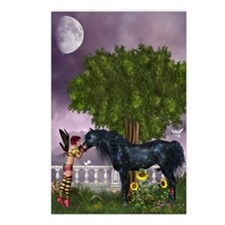 The Last Black Unicorn Postcards (Package of 8)