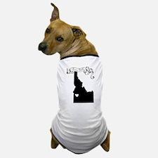Boise.png Dog T-Shirt