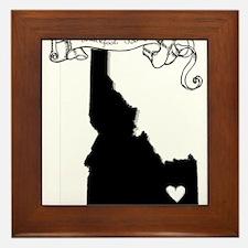 Blackfoot.png Framed Tile