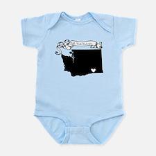 Walla Walla.png Infant Bodysuit