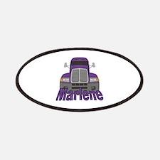 Trucker Marlene Patches