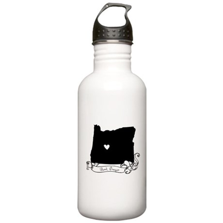Bend.png Stainless Water Bottle 1.0L