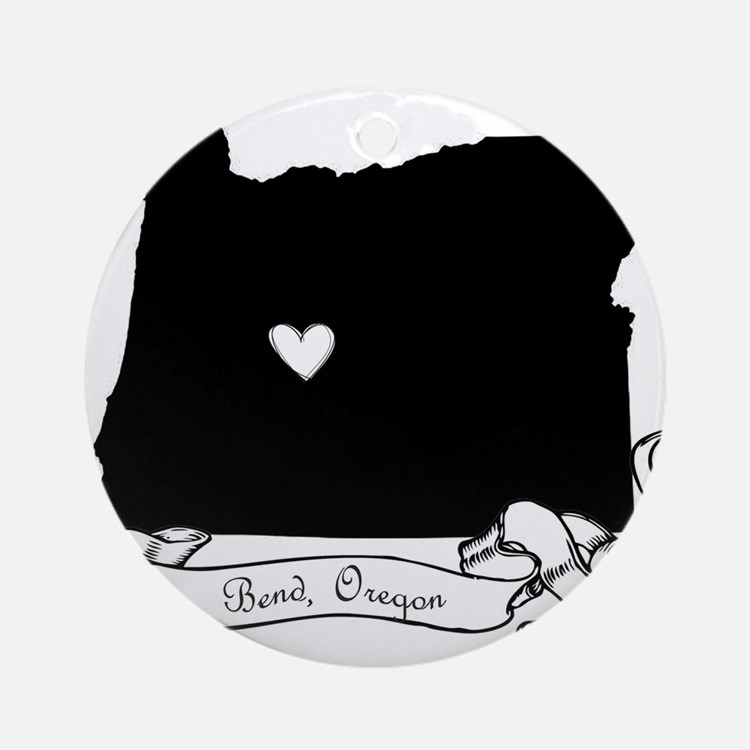 Bend.png Ornament (Round)