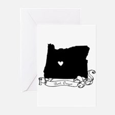 Bend.png Greeting Cards (Pk of 10)