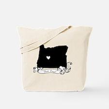 Bend.png Tote Bag