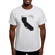 Santa Barbara.png T-Shirt