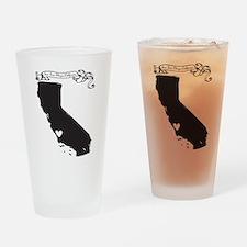 San Luis Obispo.png Drinking Glass