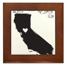 Sacramento.png Framed Tile