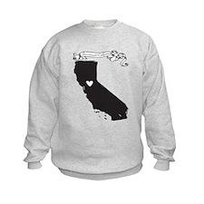 Sacramento.png Sweatshirt