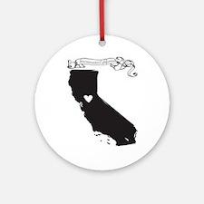 Sacramento.png Ornament (Round)