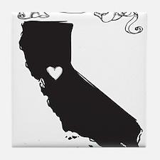 Sacramento.png Tile Coaster