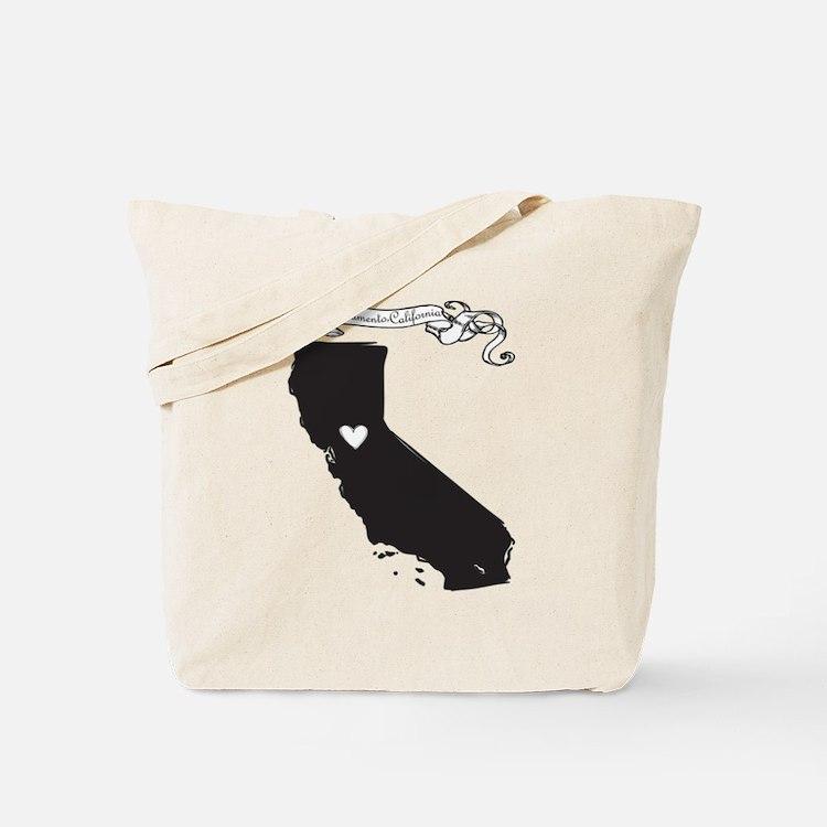 Sacramento.png Tote Bag