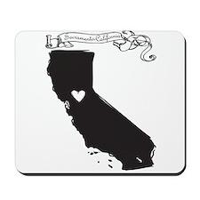 Sacramento.png Mousepad