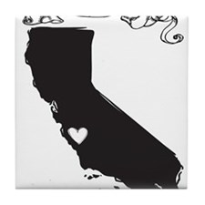 Monterey.png Tile Coaster