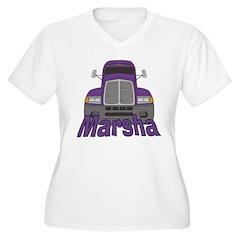 Trucker Marsha T-Shirt