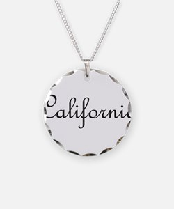 California.png Necklace