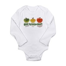 Raw milk Long Sleeve Infant Bodysuit