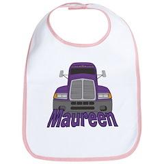 Trucker Maureen Bib