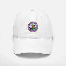 The Great Seal of the Chickasaw Nation Baseball Baseball Cap