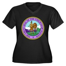 The Great Seal of the Chickasaw Nation Women's Plu