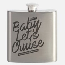 Funny Family cruise Flask