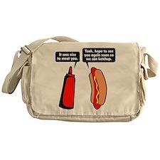 Meat Ketchup Messenger Bag