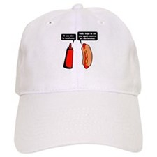 Meat Ketchup Baseball Cap