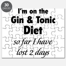 Gin & Tonic Diet Puzzle