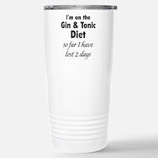 Gin & Tonic Diet Travel Mug