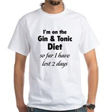 Gin & Tonic Diet Shirt