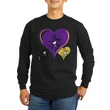 OYOOS Three Hearts design #1 T