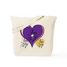 OYOOS Three Hearts design #1 Tote Bag