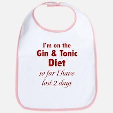 Gin & Tonic Diet Bib