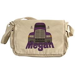 Trucker Megan Messenger Bag