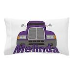 Trucker Melinda Pillow Case