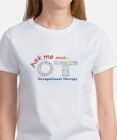 Ask me about OT - Color Tee