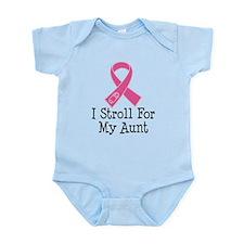 I Stroll For My Aunt Infant Bodysuit
