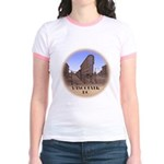 Vancouver BC Souvenir Jr. Ringer T-Shirt