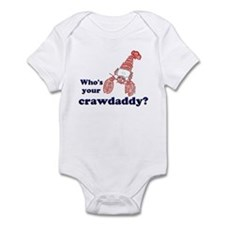 Who's Your Crawdaddy Infant Bodysuit