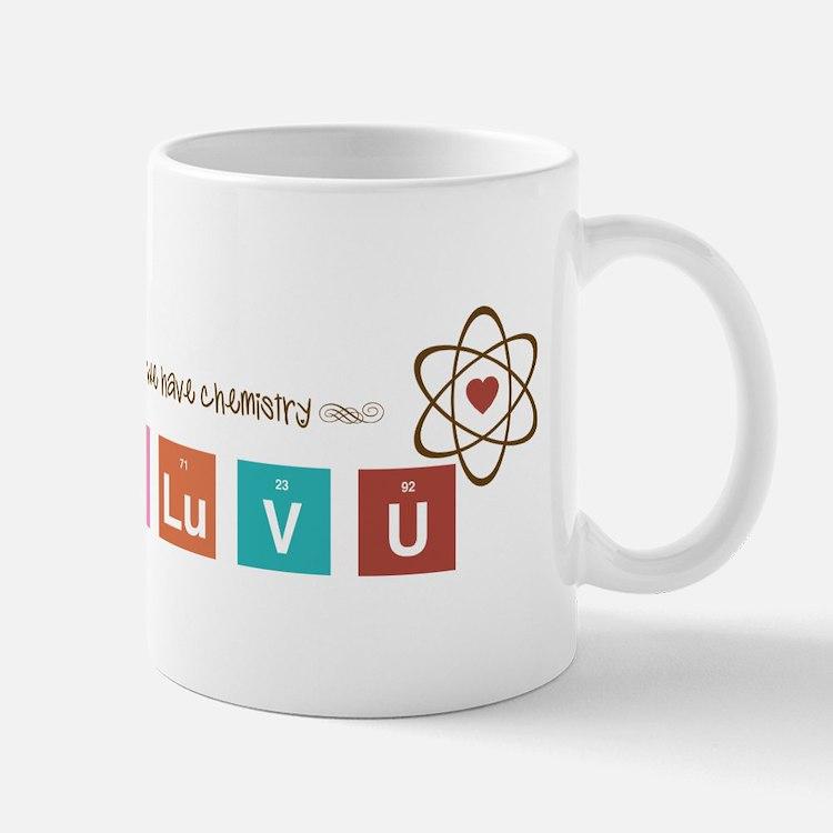 We Have Chemistry Mug