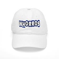 whoreos copy.png Baseball Baseball Cap