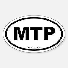 Mount Pleasant South Carolina EURO Oval MTP Sticke