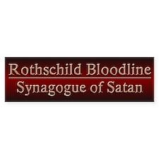 Rothschilds Exposed - Bumper Sticker